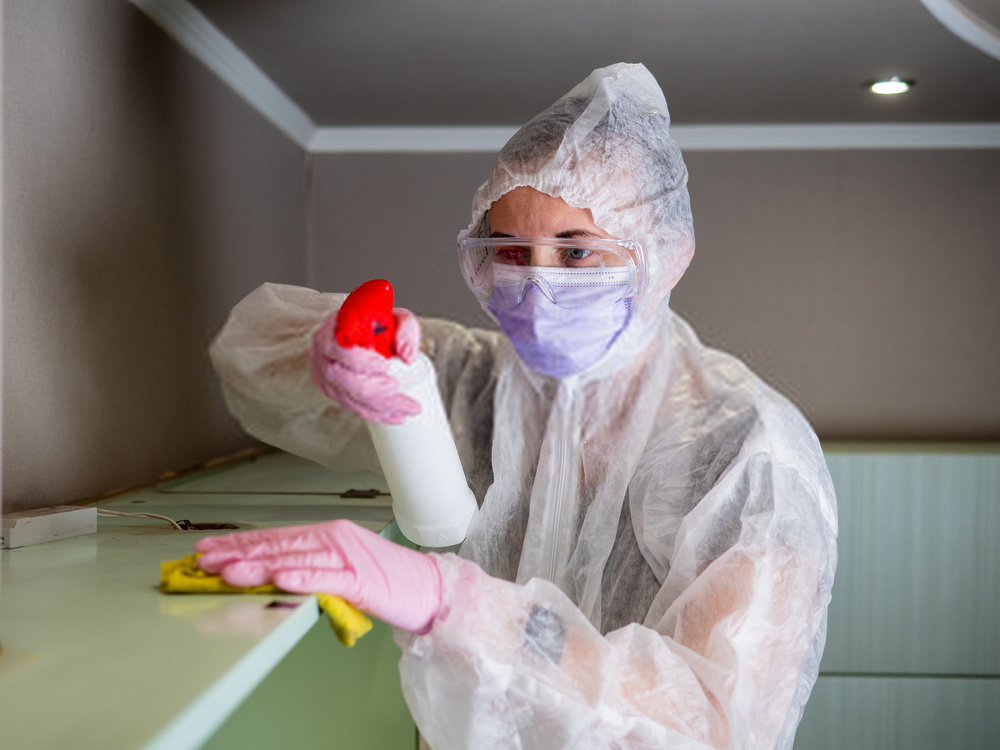 Sanitization Cleaning Services McKinney, TX