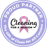 Cleaning for a Reason - Proud Partner