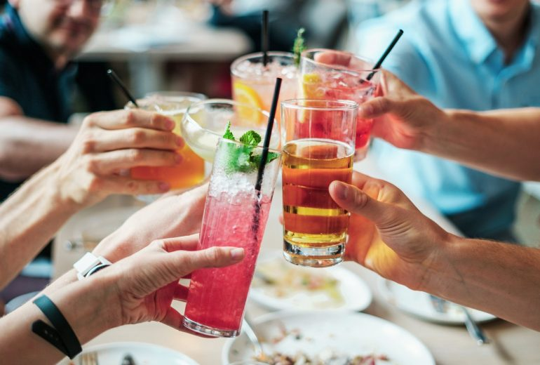 Great Drink Recipes to Stay Fresh this Spring