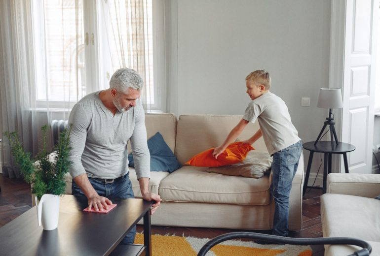How To Deep Clean A House Before You Move In