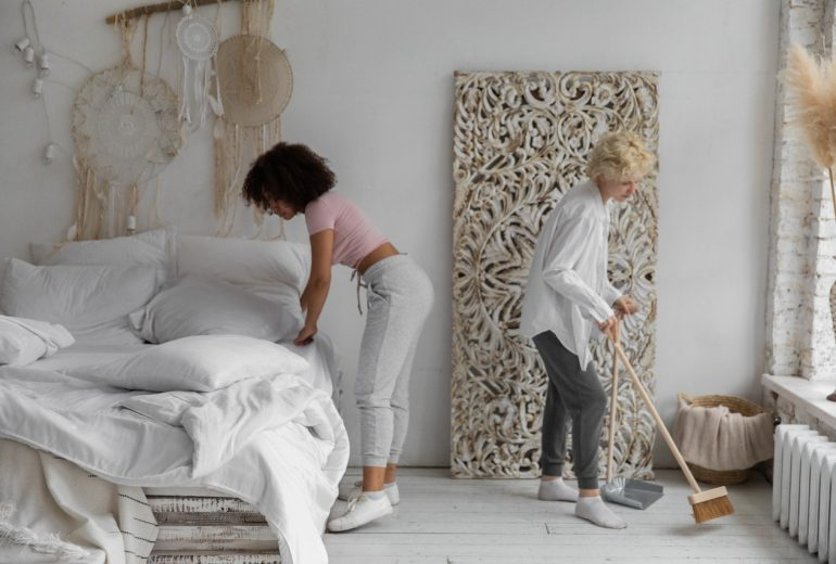 Time-Saving Tips for Residential Cleaning in McKinney