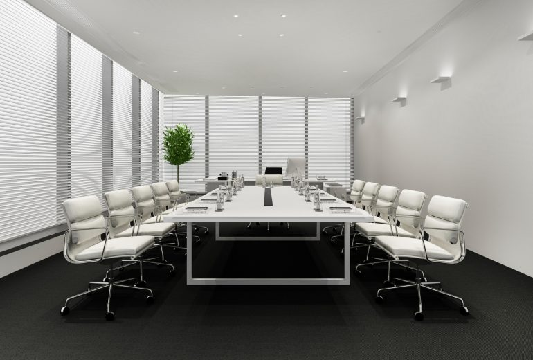 Psychological Benefits of Clean Office